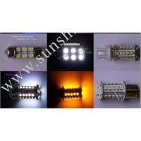 Buy cheap Sunshiner super flux car led bulbs and high flux car led bulbs from wholesalers