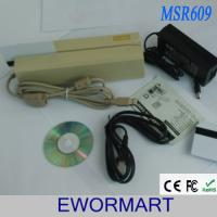 Buy cheap MSR card reader writer MSR609 Comp msr605 msr606 from wholesalers