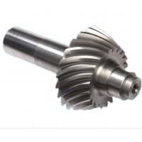 Buy cheap Multi Function Hardened Tooth Surface Micro Worm Gear And Worm Gear from wholesalers
