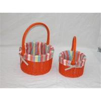 Buy cheap Export  flower baskets from wholesalers