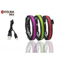 Wholesale Flashing Pet Waterproof Glow In The Dark Dog Collar Visible 300 Meters from china suppliers