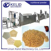2016 New type superior Modified starch food production line/Nutritional Powder making machine Manufactures