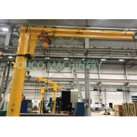 Buy cheap 2T5M Straight Boom Jib Cranes With Simple Structure from wholesalers