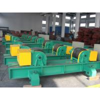 Buy cheap 20T Pipe Welding Rotator / Tank Turning Roll For Tank Pipe Boiler from wholesalers