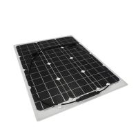 Buy cheap Flexible ETFE Solar Panel Golf Cart Roof Mono 30W Crystalline Silicon Cell Based from wholesalers