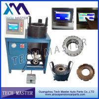 Buy cheap Electric Supercharger Rubber Air Spring Crimping Machine OEM from wholesalers