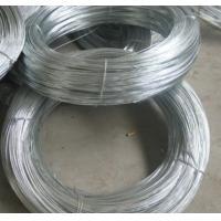Buy cheap hot dipped galvanized steel wire from wholesalers