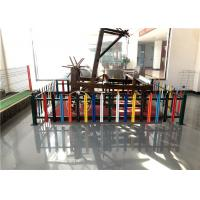 Wholesale Heavy Duty Europe Steel Palisade Fencing Security Durable Waterproof 1.2m-3.6m Height from china suppliers
