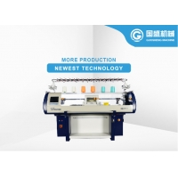 Buy cheap Synthetic Shoe Upper Computerized Flat Bed Knitting Machine from wholesalers
