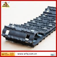 Buy cheap snowmobile ATV  UTV rubber  crawler track continuous track from wholesalers