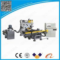 In Stock China Supplier CNC Steel Plate Punching Marking Machine