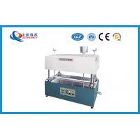 Buy cheap Insulation Rubber Abrasion Testing Equipment , Abrasion Testing Machine from wholesalers