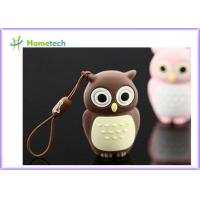Buy cheap Novelty Logo Printing Cartoon USB Flash Drive 3D USB Animal Flash Drive for Office , Home from wholesalers