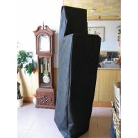 China Antique Black Protective Chair Covers For Stacking Chairs , Fabric Dustproof Chair on sale