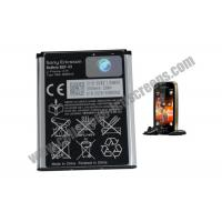 Wholesale Ultra Slim High Capacity Cell Phone Battery BST-43 1000mAh For Sony Ericsson J10 / U10 from china suppliers