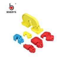 China Oversized Plastic Circuit Breaker Lockout (BD-D05) of all different sizes colors for lockout tagout using on sale