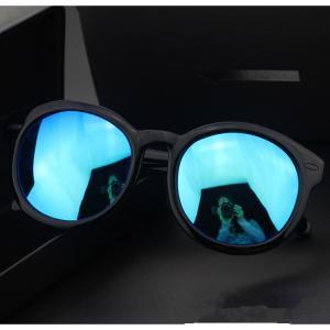 China Karen Walker Women Fashion Polarized Sunglasses Retro Round Flames Sun Glasses #08806011 on sale