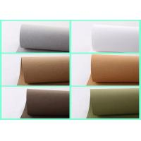 Buy cheap Metallochrome Washable Kraft Paper 150CM For Book Cover / Envelope from wholesalers