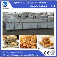 Wholesale Automatic HY-68 cereal bar cutting machine with best quailty and best price from china suppliers