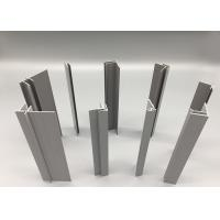 Buy cheap Shinning Painted Powder Coated Aluminum Extrusions Oxidation Resistance from wholesalers
