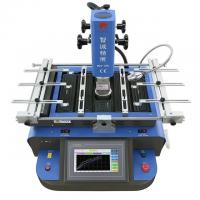 Buy cheap hot air + Infrared manual bga rework station for mobile phone chips soldering wds580 from wholesalers