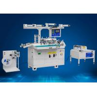 Buy cheap Rotary Label Roll Auto Die Cutting Machine With High Speed , Computerized from wholesalers