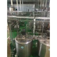 Buy cheap Stainless Steel Pasteurized Milk Production Line, UHT Milk Processing Machine from wholesalers