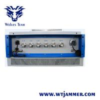 Buy cheap 3G 4G WIFI  200m 350W Outdoor Signal Jammer For Prison from wholesalers