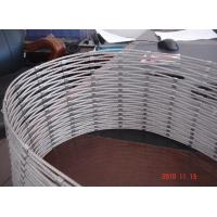 Factory High Strength X-tend Inox Cable Mesh Fence/ Wire Rope Net Manufactures