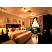 Buy cheap Suite Room Modern Hotel Bedroom Furniture , Hotel Grade Furniture from wholesalers