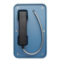 Blue / Yellow Weather Resistant Telephone Emergency Intercom For Power Station