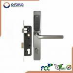 Buy cheap waterproof Euro standard thin door mortise lock from wholesalers