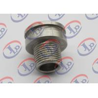 Buy cheap Stainless Steel 304 Bolts / Knurled Thumb Screws With M3 Full Screw Thread product