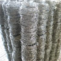 Buy cheap barb wire/fake barbed wire/barbed wire cost per roll/how much does barbed wire product