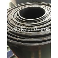 Textile fiber reinforced rubber sheeting roll High tensile strength and wear resistance Manufactures