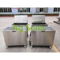 Wholesale Commercial Kitchen Stainless Steel Soak Tank Small / Medium / Large Sizes from china suppliers