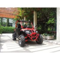 Buy cheap 250cc 2X4 Gas Utility Vehicles Led Light Double A - Arm Suspension from wholesalers