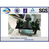 Buy cheap Vossloh Skl14 Tension Clamp/W14 Railway Fastening System/SKL14 Elastic Rail Clip from wholesalers