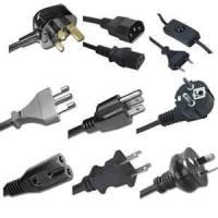 Buy cheap bullet tip replacement computer extension power cords for HP, acer, DELL notebook from wholesalers