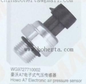 Electronic air pressure sensor
