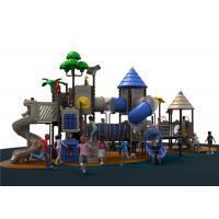 Buy cheap Capacity 29 Kids Outdoor Playground Equipment For Super Market from wholesalers
