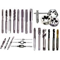 Buy cheap High Speed Metric Taps And Dies Left Hand Thread Tap And Die Set Stable Performance from wholesalers