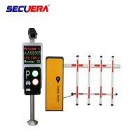 Buy cheap Car Parking System Solutions Turnstile Barrier Gate With Car Camera / Parking Sensor from wholesalers