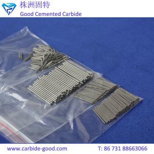 Custom short carbide rods solid k10 carbide rods short solid tungsten carbide rod tungsten for sale Manufactures