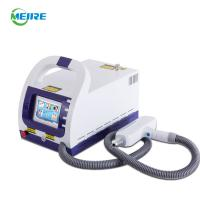 Buy cheap Portable Q Switched ND YAG Laser Pigment Tattoo Removal Black Doll Treatment Machine Price from wholesalers