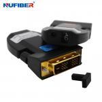Buy cheap OEM ODM DVI To Fiber Extender Multi Mode Single Core LC 500m from wholesalers