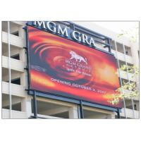 Buy cheap Anti Low Temperature HD LED TV P6 SMD 3in1 , Commercial Outdoor LED Advertising Screens from wholesalers