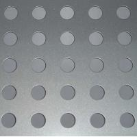 Buy cheap perforated metal wall cladding panels / aluminum perforated fence from wholesalers