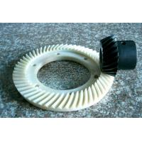 Buy cheap PA injection mold for spiral bevel gear from wholesalers