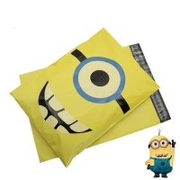 Buy cheap Permanent seal poly bag mail delivery ems express bags plastic courier mailing envelope poly mailers for post from wholesalers